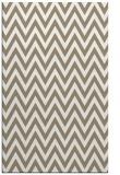 rug #416309 |  mid-brown stripes rug