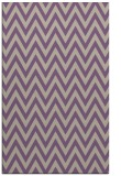 rug #416349 |  purple retro rug