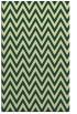 rug #416373 |  yellow retro rug