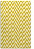 rug #416445 |  white stripes rug
