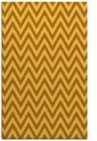 rug #416473 |  light-orange retro rug