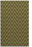rug #416501    light-green stripes rug