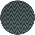 rug #416650 | round stripes rug