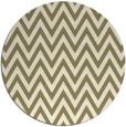 rug #416832 | round stripes rug