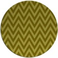 rug #416841 | round light-green rug