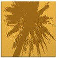 rug #417529 | square light-orange abstract rug