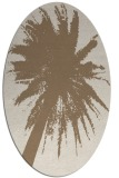 rug #417730 | oval abstract rug