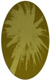 rug #417897 | oval light-green rug