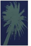 rug #417961 |  blue graphic rug