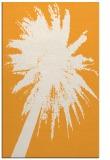 rug #418277 |  light-orange abstract rug