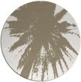 rug #418281 | round white graphic rug