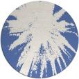 rug #418321 | round natural rug