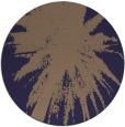 rug #418389 | round beige natural rug