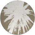rug #418421 | round graphic rug