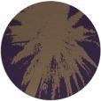 rug #418513 | round purple abstract rug