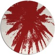 rug #418530 | round graphic rug