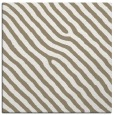 rug #418985 | square beige animal rug