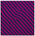 rug #419013 | square blue stripes rug