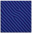 rug #419089   square blue-violet animal rug