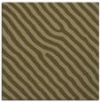 rug #419105 | square mid-brown animal rug