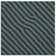 rug #419113 | square green animal rug
