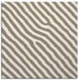 rug #419125 | square mid-brown animal rug