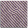 rug #419165 | square purple animal rug