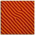 rug #419229 | square red stripes rug