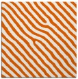 rug #419253 | square red-orange animal rug