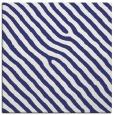 rug #419265 | square white stripes rug