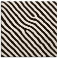 rug #419281 | square brown animal rug