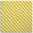 rug #419285 | square yellow animal rug