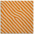 rug #419301 | square orange rug