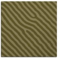 rug #419317 | square light-green rug