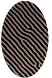 rug #419349 | oval animal rug
