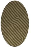 rug #419458   oval animal rug
