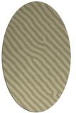 rug #419663 | oval animal rug