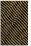 rug #419709 |  black stripes rug