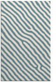 rug #419713 |  blue-green animal rug
