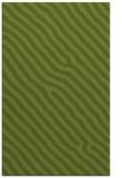 rug #419813 |  green stripes rug