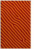 rug #419877 |  orange animal rug
