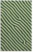 rug #419893 |  blue-green stripes rug