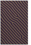 rug #419921 |  purple stripes rug