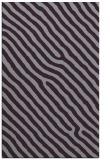 rug #419925 |  purple stripes rug