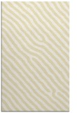 rug #419981 |  yellow stripes rug