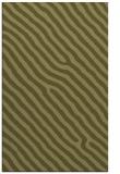 rug #420021 |  light-green stripes rug