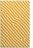 rug #420025 |  light-orange animal rug