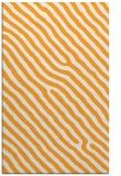 rug #420037 |  light-orange stripes rug