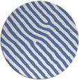 rug #420081 | round blue animal rug