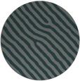 rug #420169 | round green animal rug